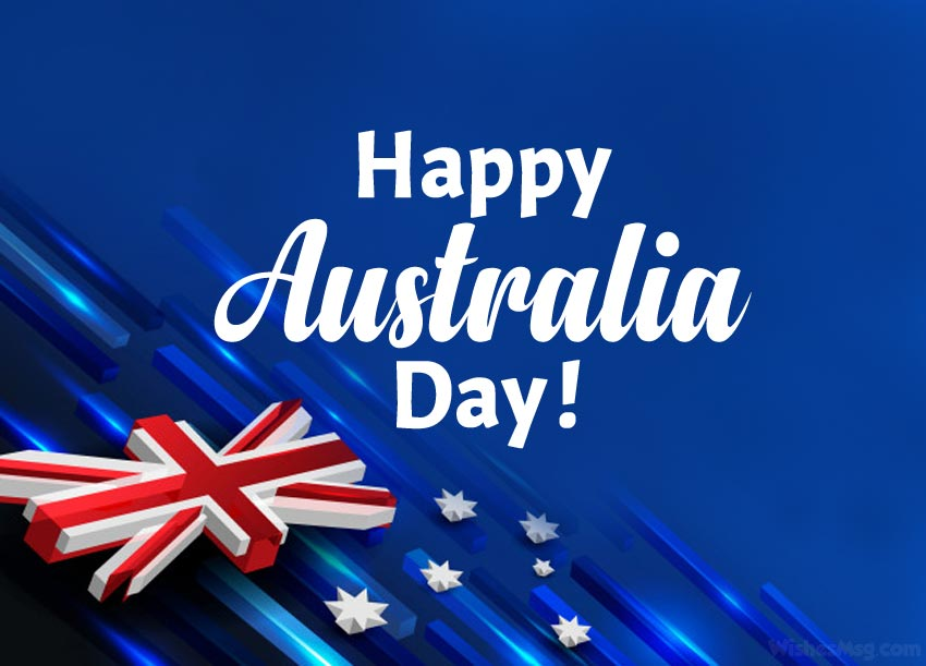 Australia Day Wishes for Friends