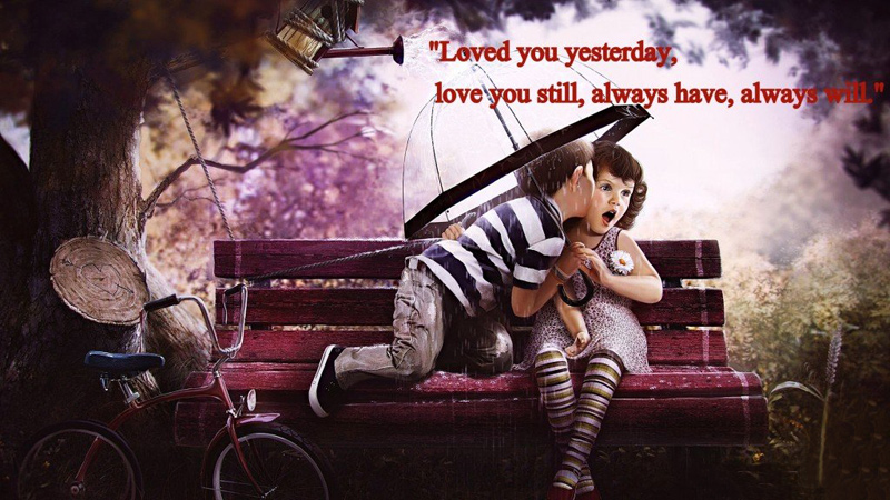 beautiful-love-messages-with-cute-children-images