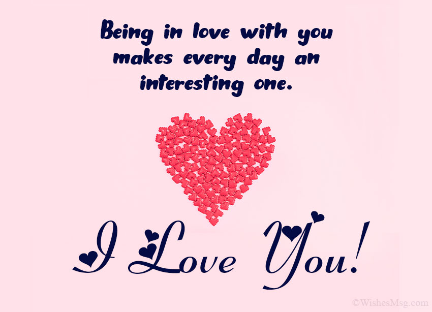 Love Message From The Heart