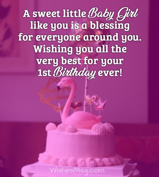 First-Birthday-Wishes-for-Baby-Girl