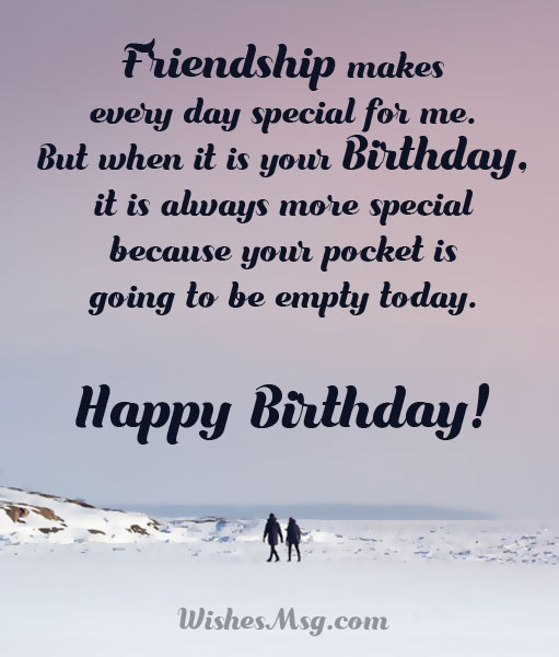 Birthday Wishes For Best Friend Forever Male And Female Ultra Wishes