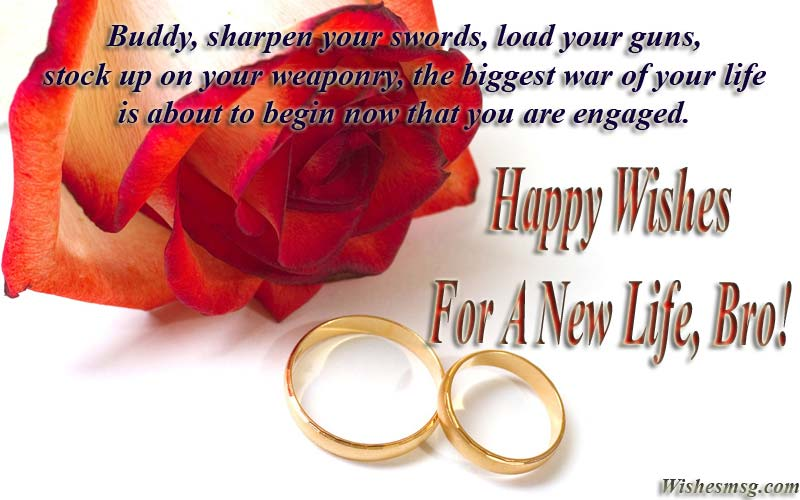 Funny-Engagement-wishes-for-brother