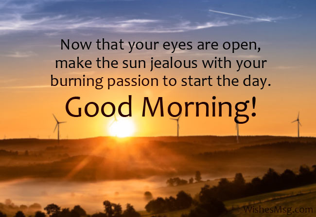 Good Morning Wishes for Friend