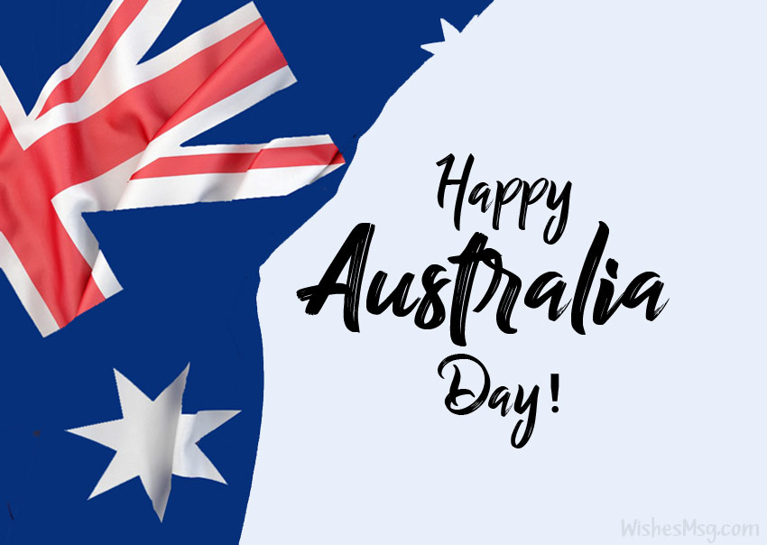 Australia Day Wishes for Family