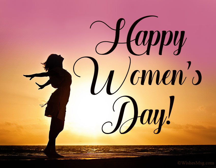 Woman's Day Greetings Messages
