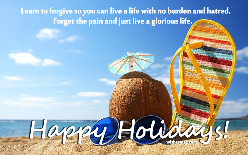 holiday quotes and messages
