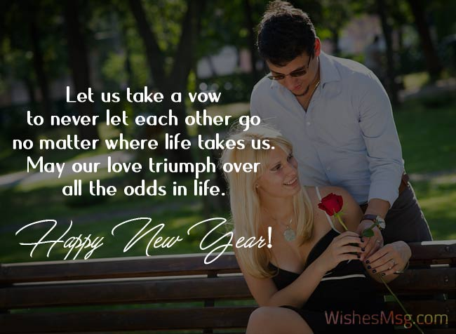 70 New Year Wishes For Boyfriend Romantic Messages For Him Ultra Wishes