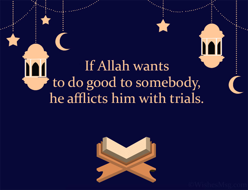 Islamic Messages about Life
