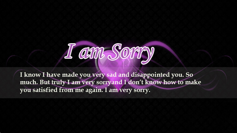 sorry quotes for friends