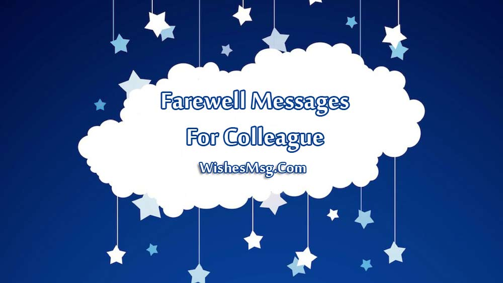 70 farewell messages for colleague and coworker  ultra