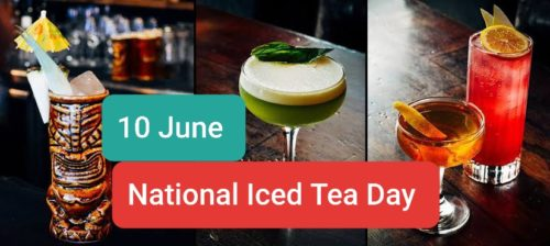 Iced Tea Day Messages