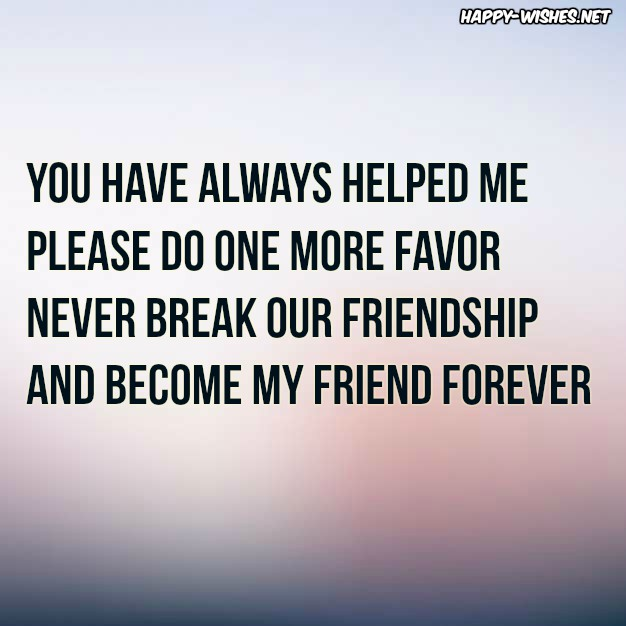 best Friends Forever messages