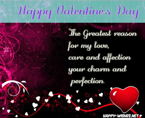 Best Wishes on Valentine For Son.