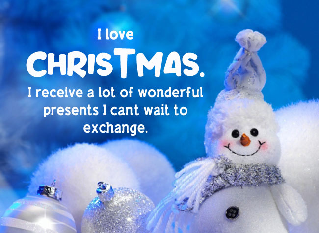 Christmas Captions for Holiday