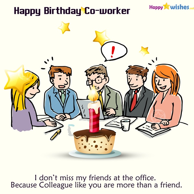 Happy Birthday to my Best friend and co-worker