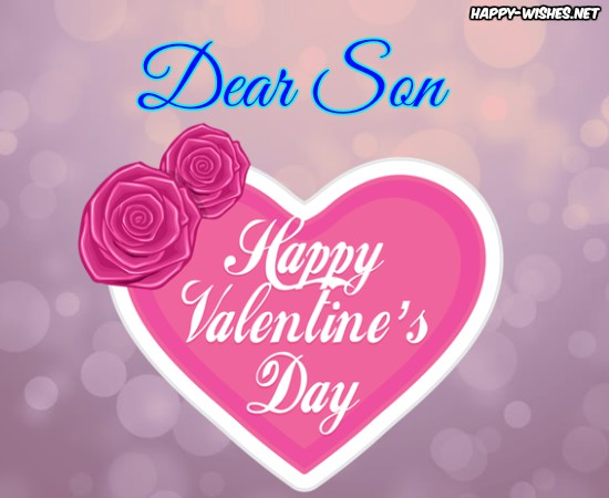Happy Valentine's Day Images For The Son