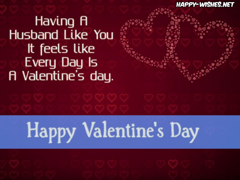 Valentine S Day Wishes For Husband Quotes Messages Ultra Wishes