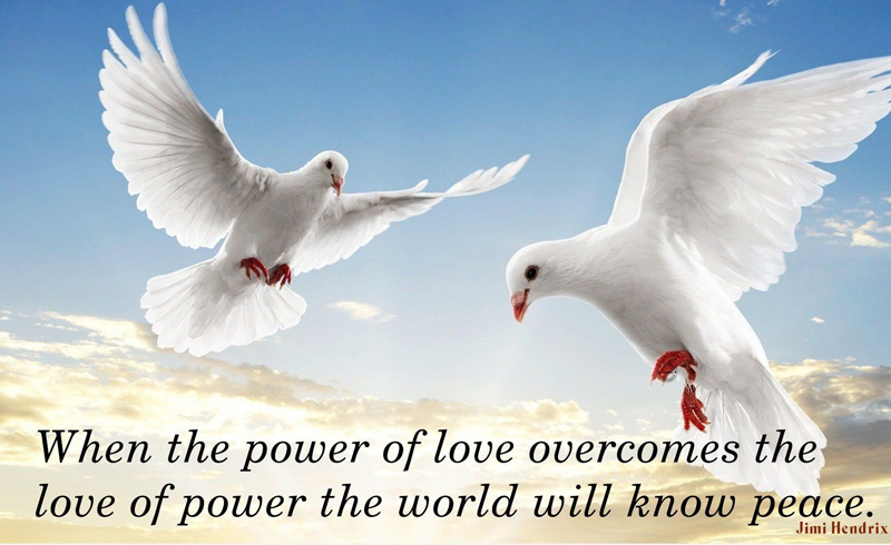 Inspirational Peace Quotes
