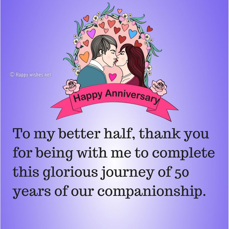 To my better half, thank you for being with me to complete this glorious journey of 50 years of our companionship