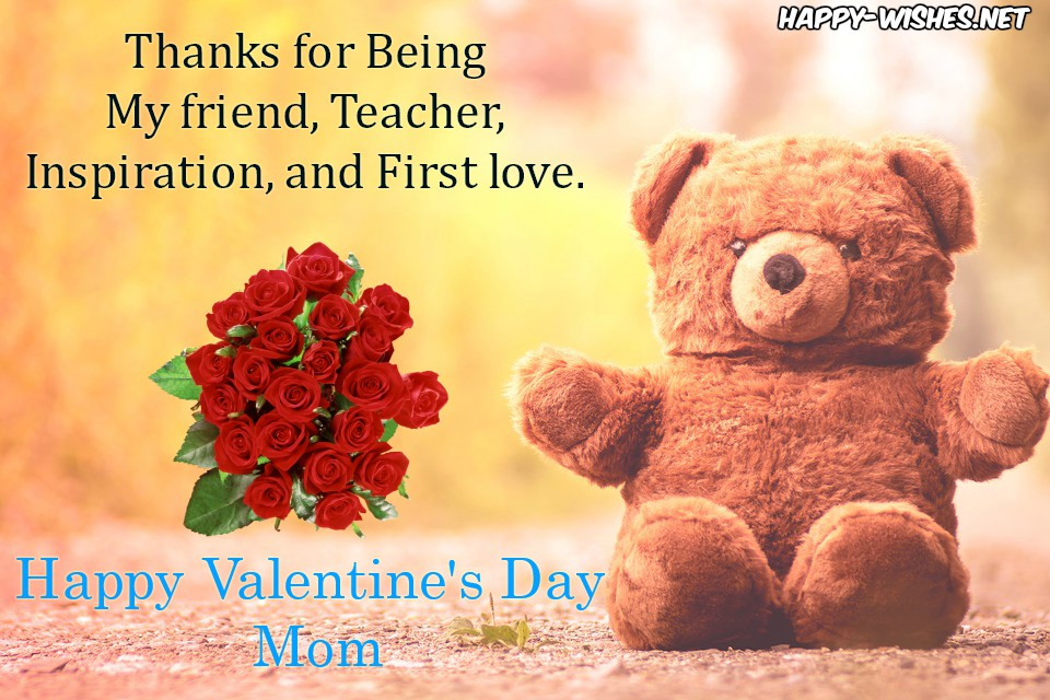 Valentine's day pictures for mommy