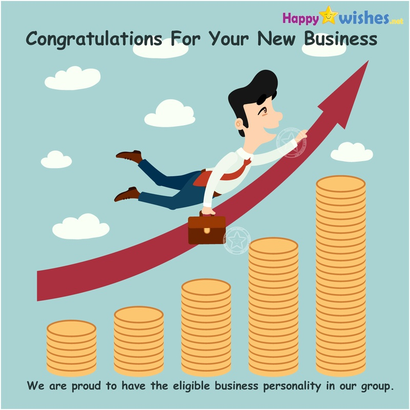 congratulations to you for this business achievement