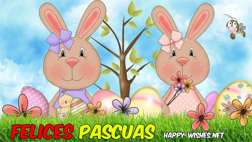 easter wishes in spanish