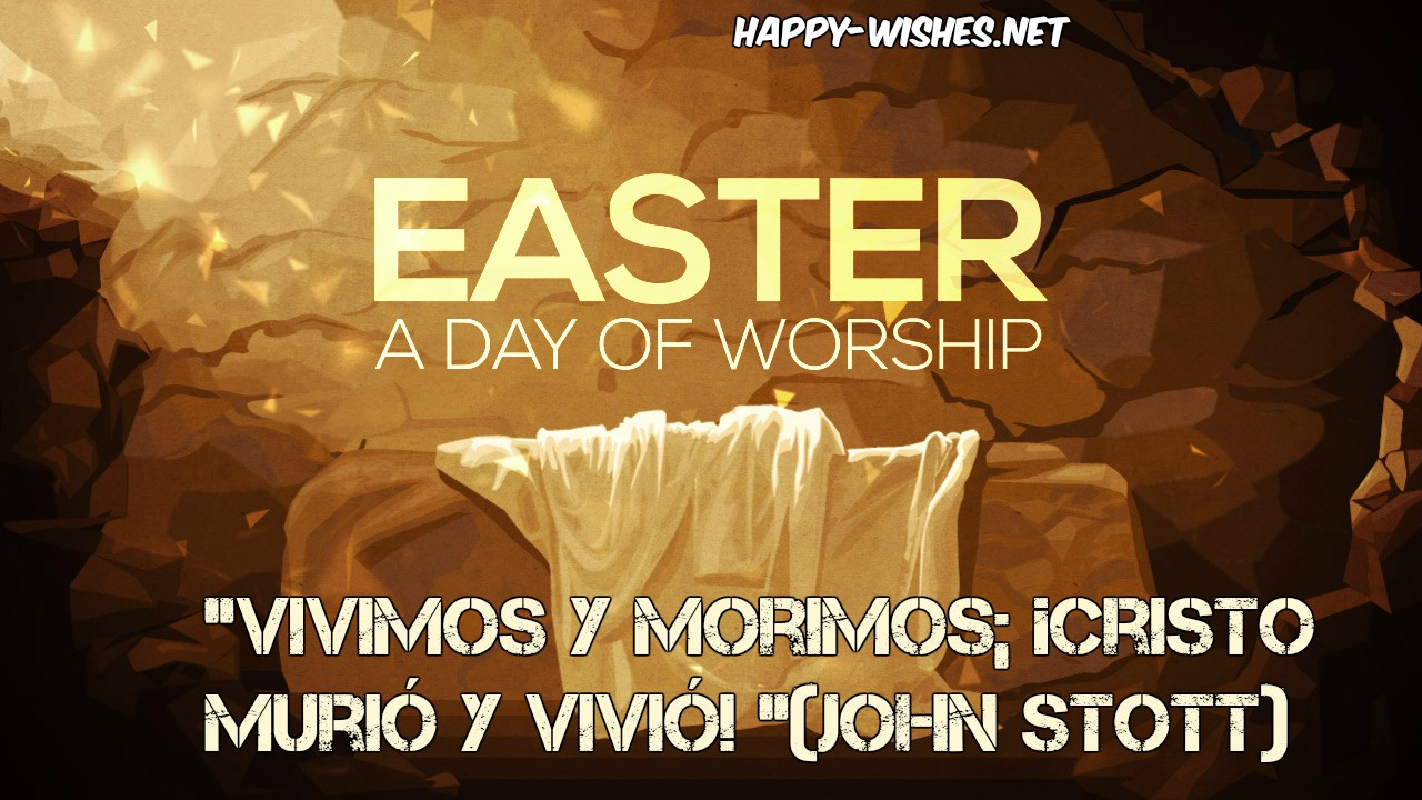 easter sunday sayings in spanish