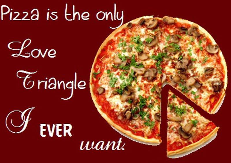 funny pizza status, messages and quotes