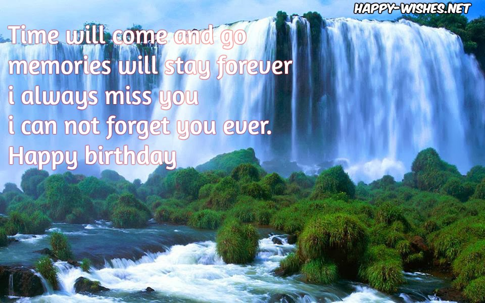 Happy Birthday in Heaven Quotes & messages