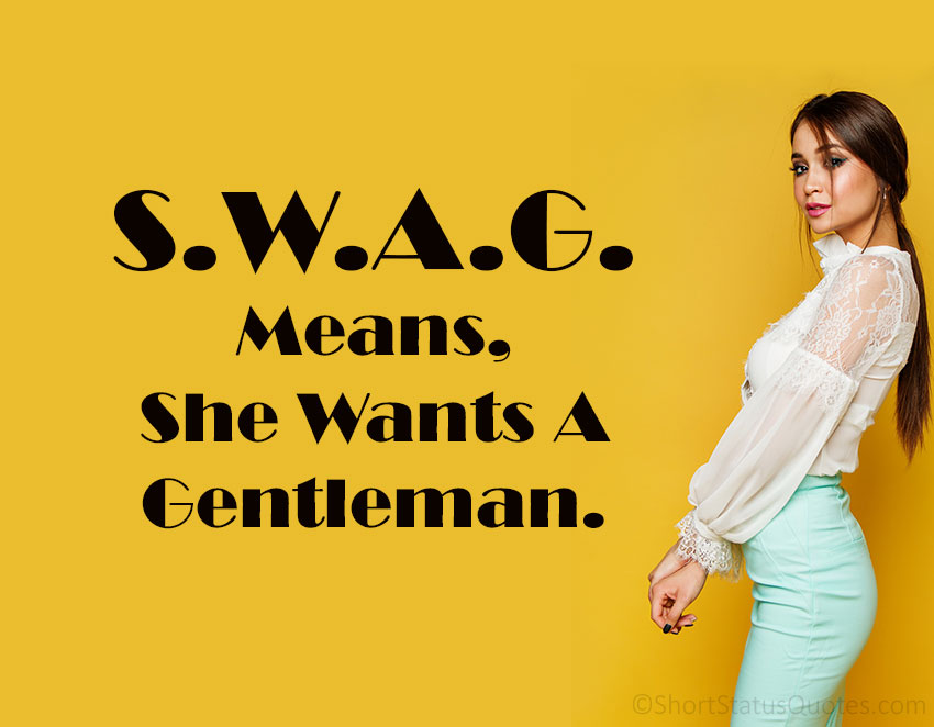 Swag Bio for Girls