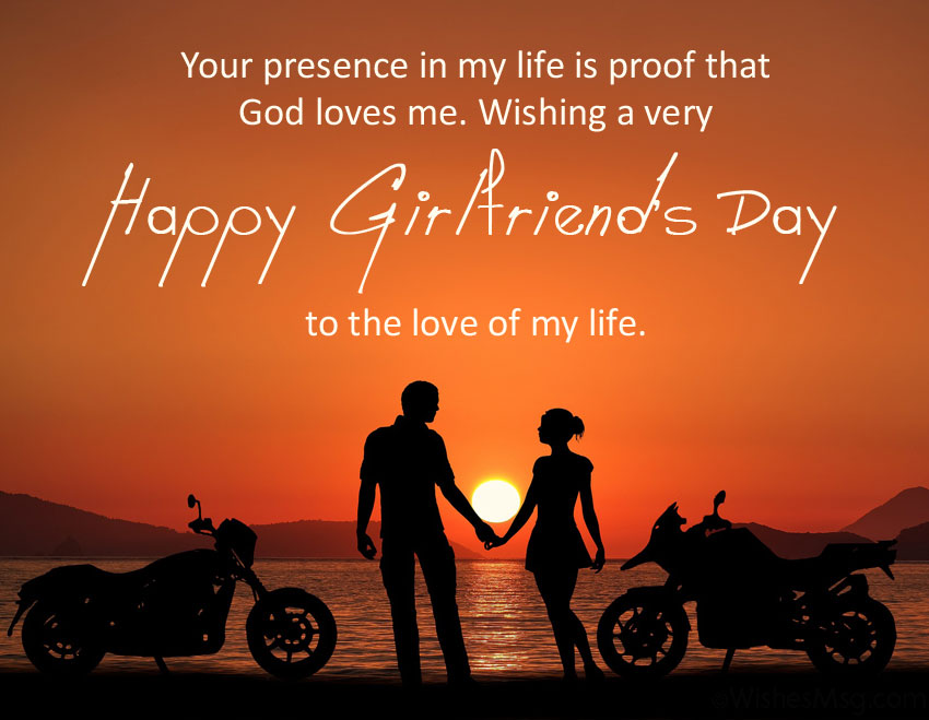 Girlfriend Day Quotes