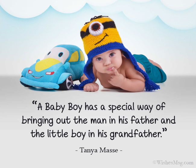Quotes About Baby Boy