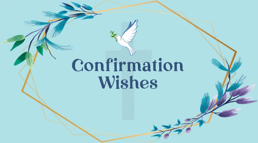 Confirmation Wishes