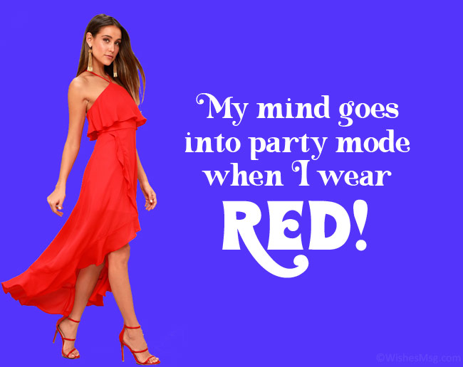 Caption-for-Red-Dress-for-Girls
