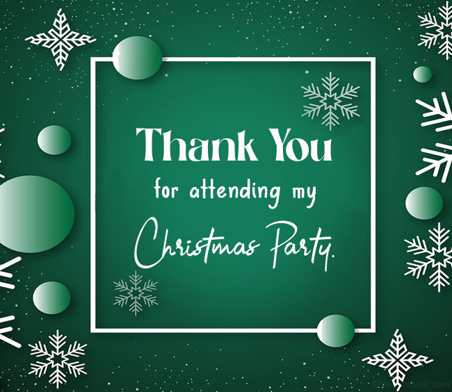 Thank-You-for-attending-my-Christmas-party
