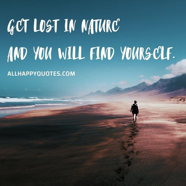 and you will find yourself