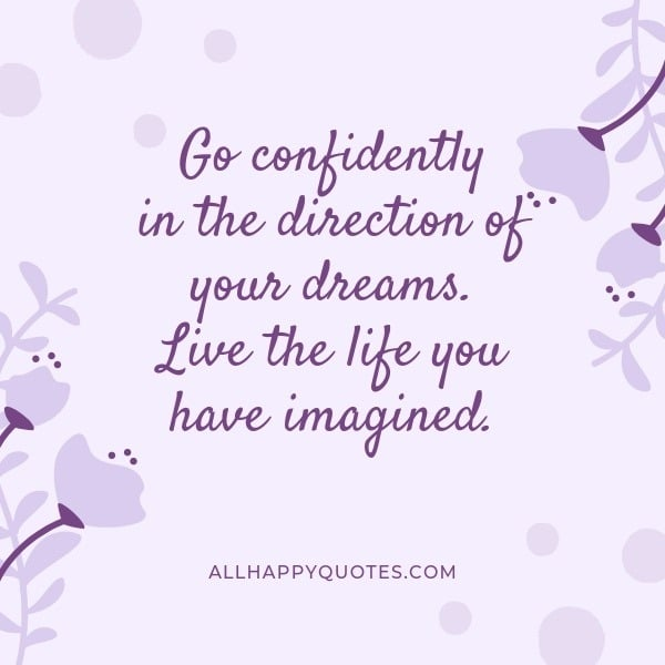 Live Life Quotes Short