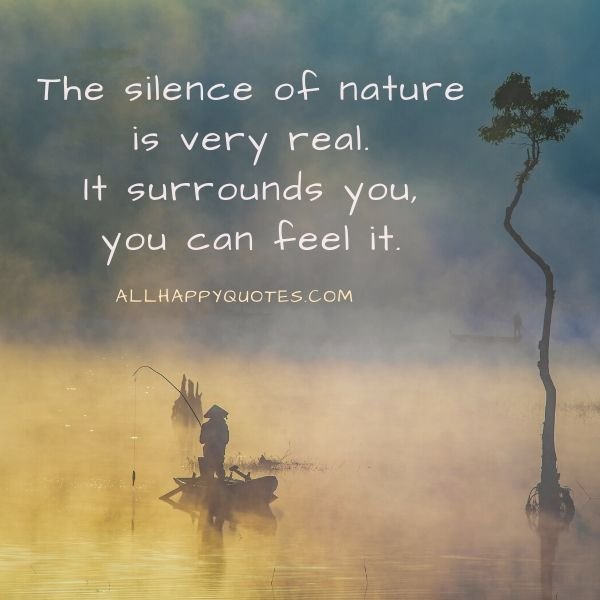 nature quotes about water