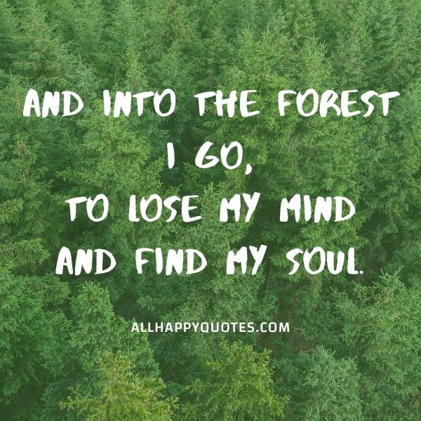 nature quotes cool