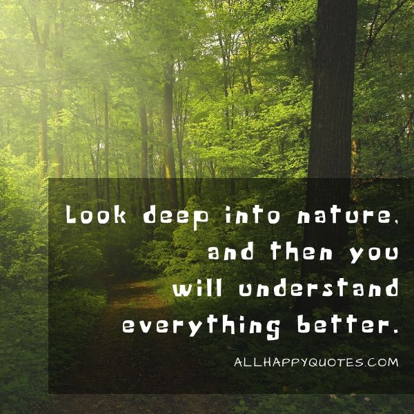 nature quotes from books