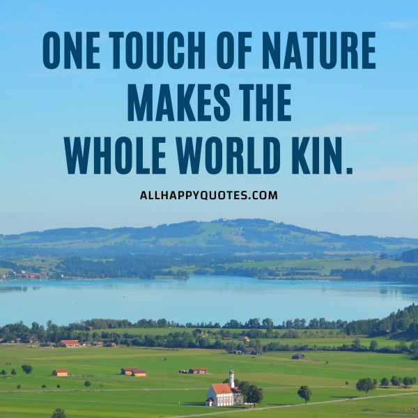 nature quotes images
