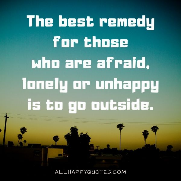 the best remedy