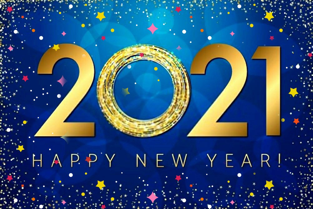 Best Happy New Year Wishes for the Year 2021