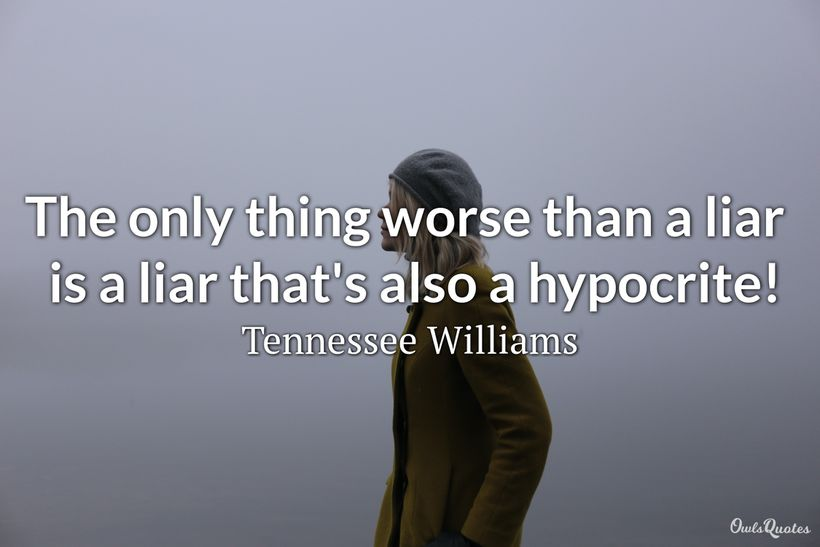 Liars quotes to Collection :