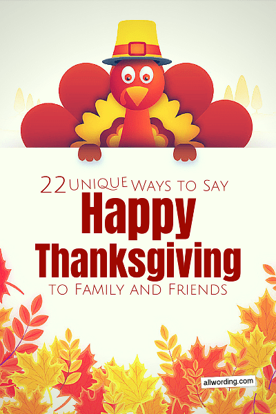 Thanksgiving wishes, quotes, and sayings you can share with family and friends