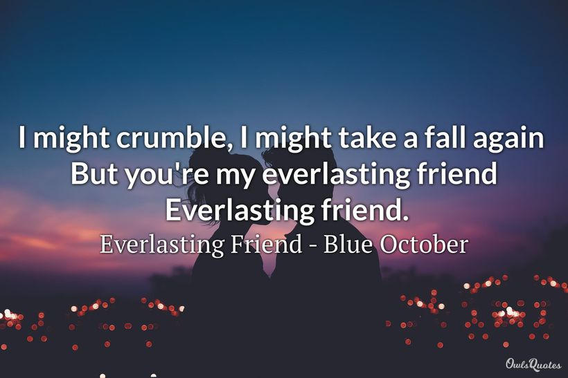 Songs about falling for your friend