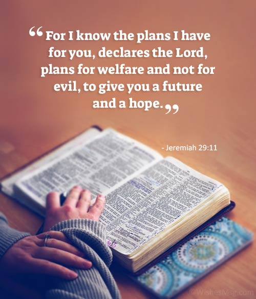Bible verses about hope & faith